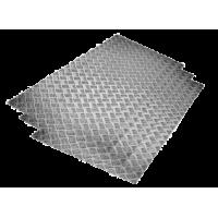 Рифленый алюминий листы